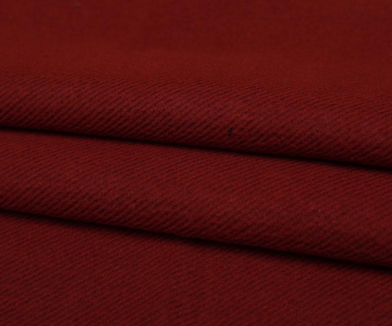 拉毛布 11S42(涤纶织物、拉丝、大衣)
