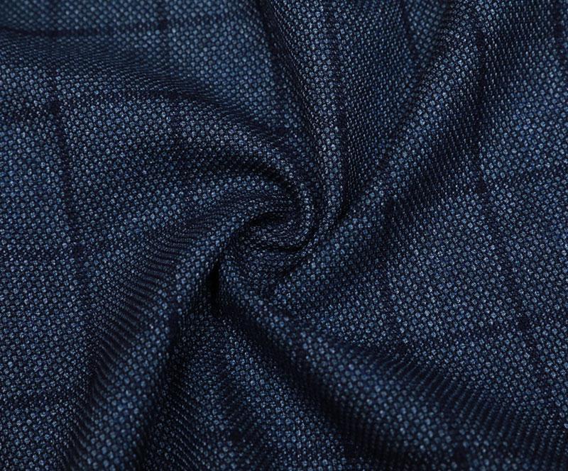 TR布 1269格(T/R梭织面料、男装、格子)