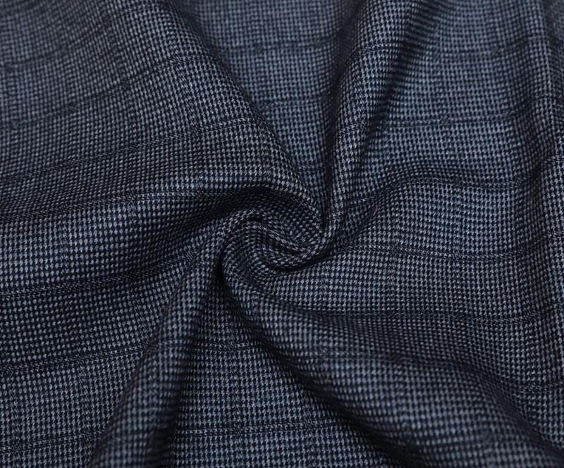 TR布 1331格(T/R梭织面料、男装、格子)