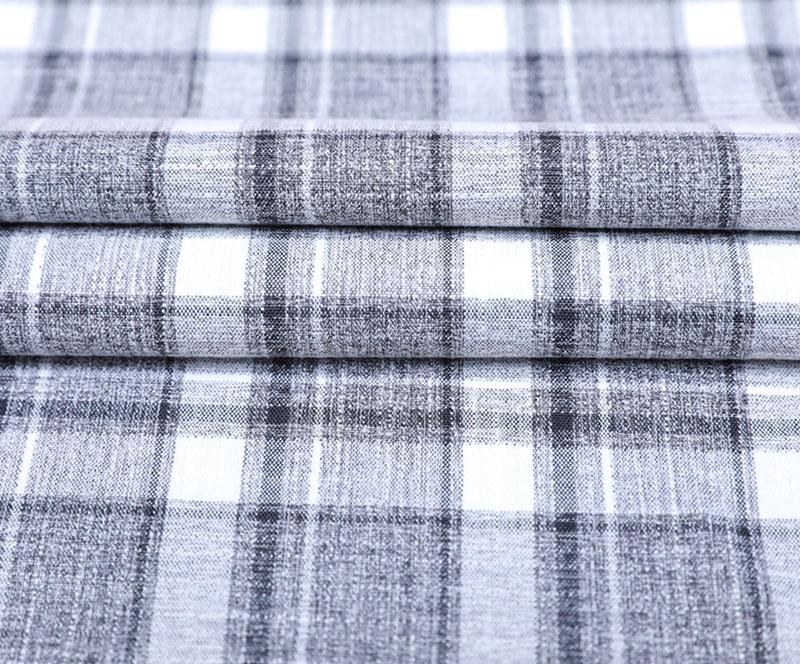格子布 1450-11(T/R/SP梭织面料、衬衫、裤子)