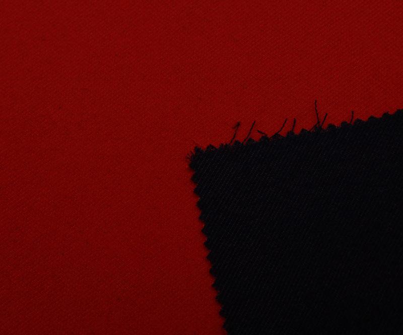 拉毛布 1463格子印花(T/R/SP梭织面料、拉丝、大衣)