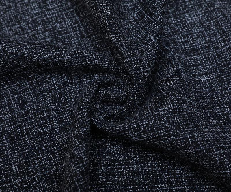 格子布 1519(T/R梭织面料、大衣、拉丝)