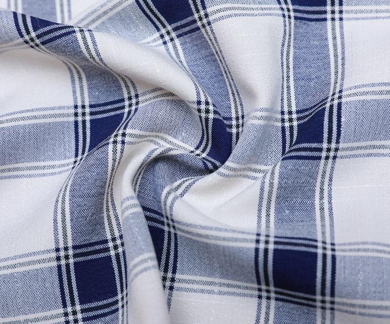 格子布 1850-6(T/R/SP梭织面料、衬衫、裤子)