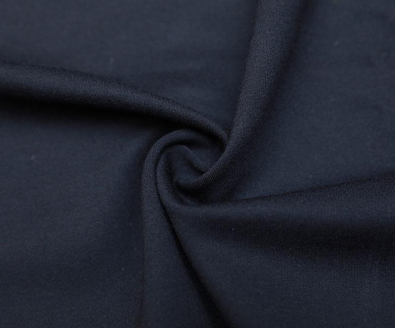 针织布 3339(50S R/N/SP格子针织面料、西装、裤子)